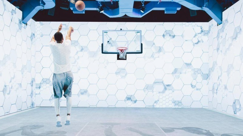 "The ""Last Shot"" Experience for Jordan at NBA All-Star Weekend"